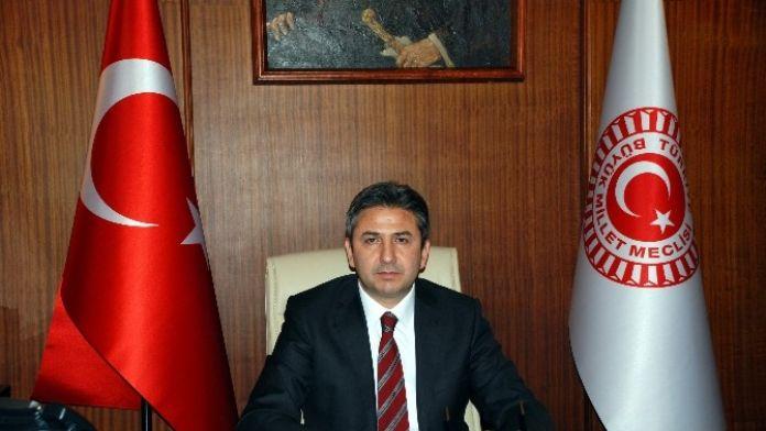 TBMM Başkanvekili Aydın'dan 19 Mayıs Mesajı