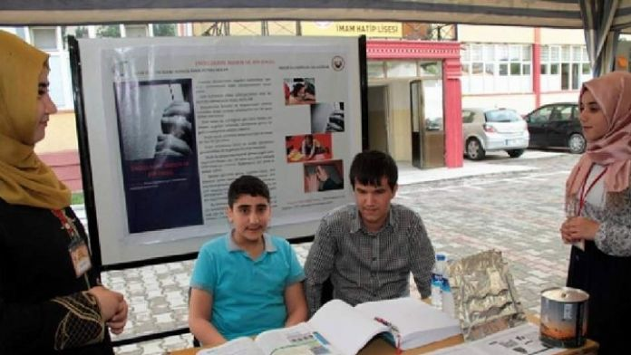 Aydın Anadolu İmam Hatip Lisesi Öğrencileri Kendilerini Keşfetti