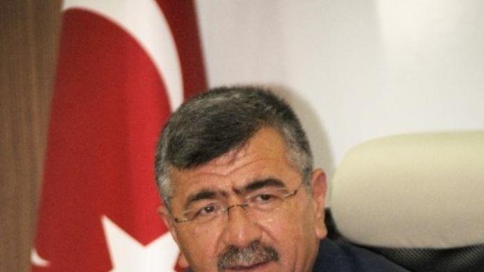 Niğde Belediye Başkanı Faruk Akdoğan: