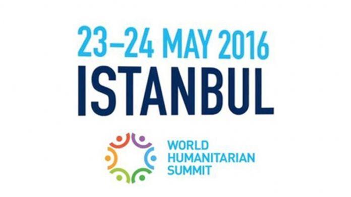 Dünya İnsani Zirvesi Türkiye'nin ev sahipliğinde yapılacak