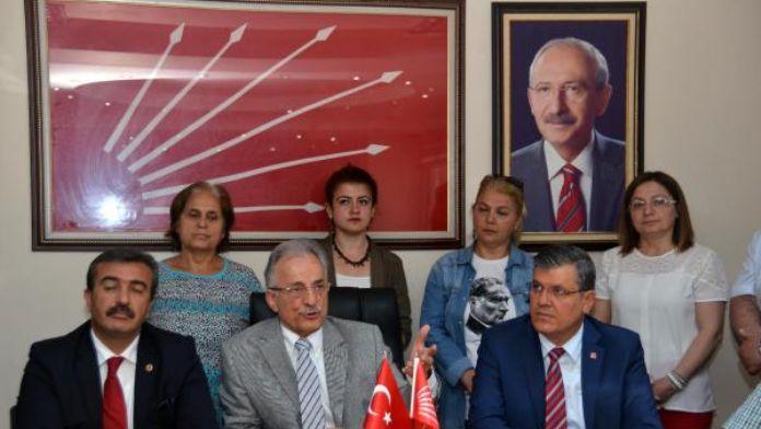 CHP'li Karayalçın: Meclis ve proje tipi örgütlenmeye ihtiyaç var