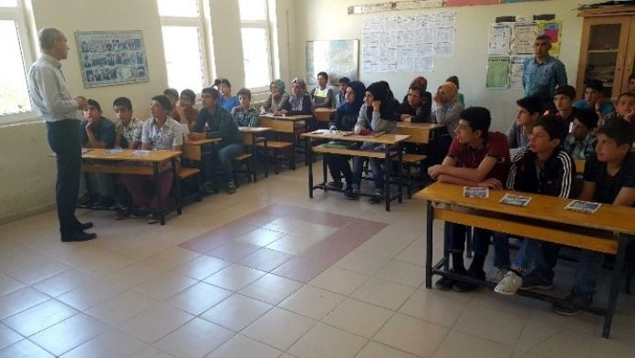 Kahta Anadolu İmam Hatip Lisesi Tanıtım Ziyaretlerinde