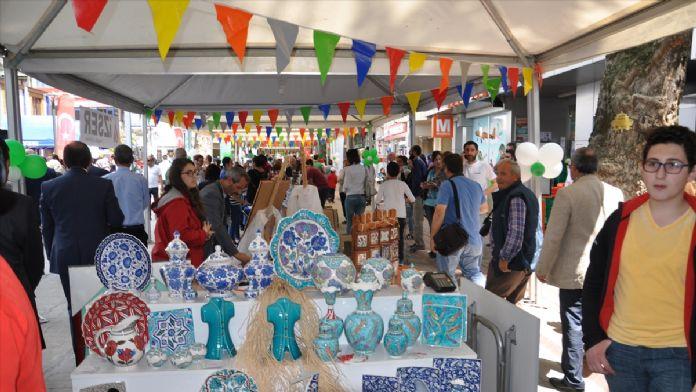 '2. İznik Çini ve Kültür Festivali' başladı