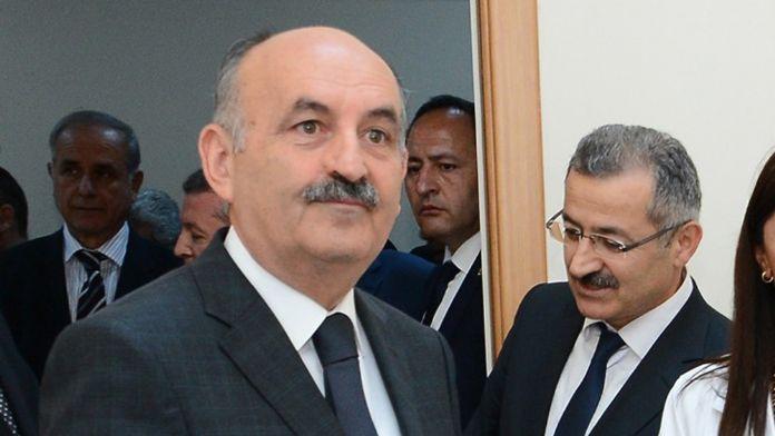 Bakan Müezzinoğlu: Hiç isim tartışmadık