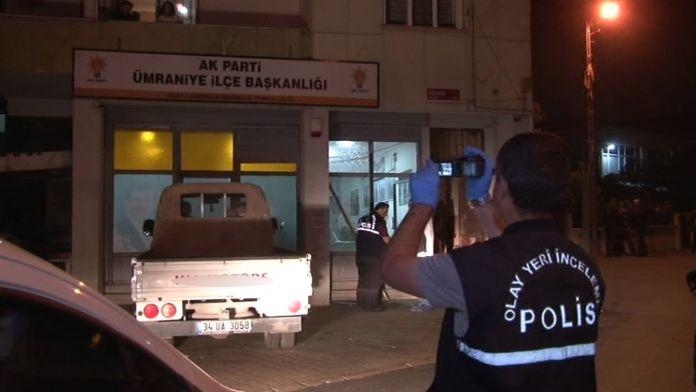 İstanbul'da iki ayrı patlama