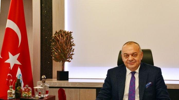 Başkan Ergün, Berat Kandili'ni Kutladı