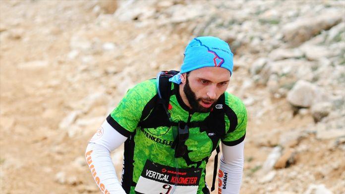 'Uluslararası Mammut Tahtalı Run To Sky' Yarışları