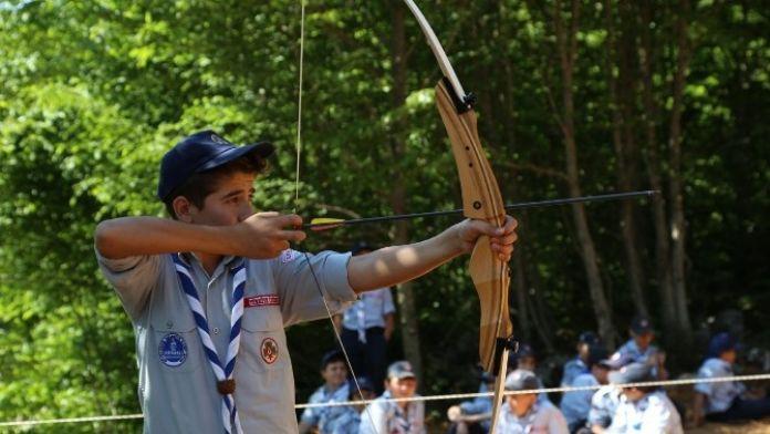 İzci Olimpiyatları Başlıyor
