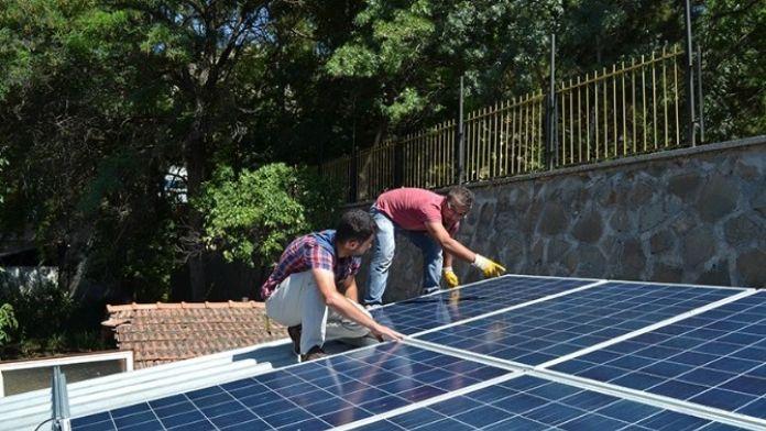 Mesleki Ve Teknik Anadolu Lisesi Elektrik Enerjisi Üretti