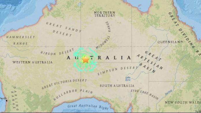 Avustralya'da 6.1 büyüklüğünde deprem