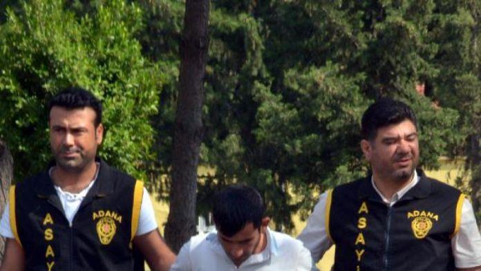 PKK gösterisinde gasp yapan eylemci yakalandı