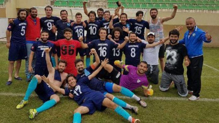 Balıkesir Üniversitesi Türkiye Şampiyonu