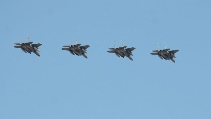 Kuzey Irak ve Hakkari'deki terör hedeflerine hava harekatı