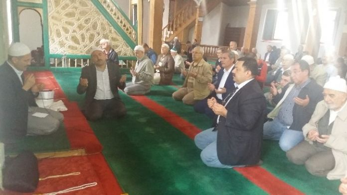 Kütahya'nın Fatihi Hazer Dinari'ye Hatim