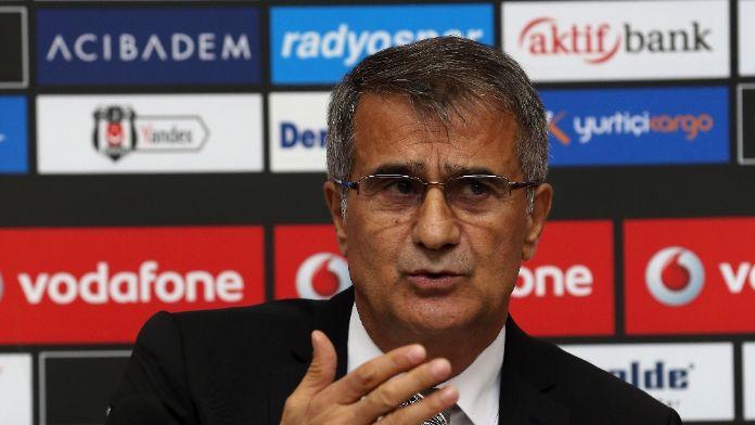 'Şampiyonlar Ligi'nde iddialı bir Beşiktaş istiyoruz'