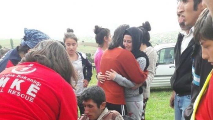 Ormanlık Alanda Bulunan Zihinsel Engelli Genç Hastaneye Kaldırıldı