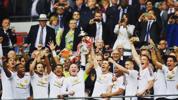 FA Cup Manchester United'ın