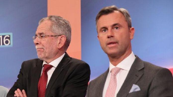 Avusturya'da Cumhurbaşkanlığı seçim sonuçları mektup oylarına kaldı