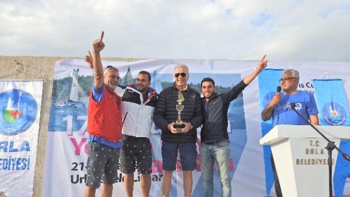 Urla 17. Tanju OKAN Yelken Ve Yat Yarışları Finalistlerini Buldu