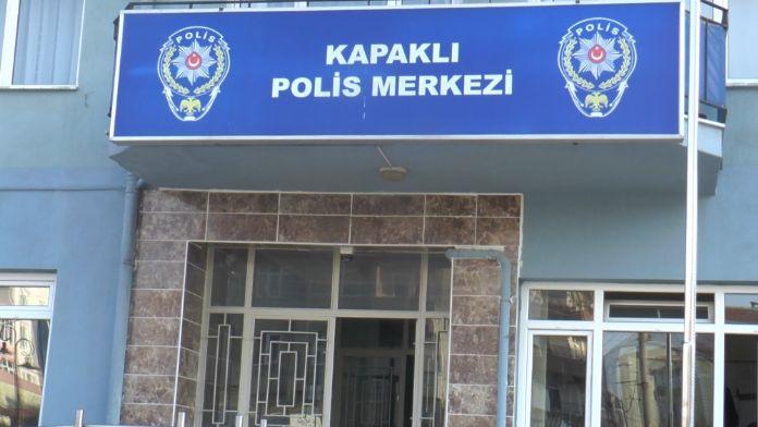 Polisleri darp edip kaçtı