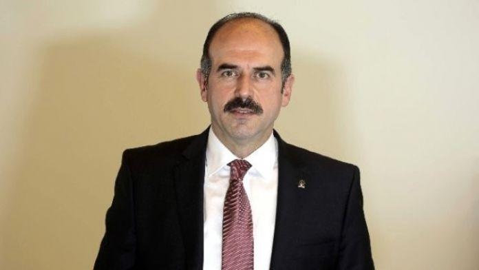AK Parti Nevşehir Milletvekili Genel Merkez Disiplin Kuruluna Seçildi