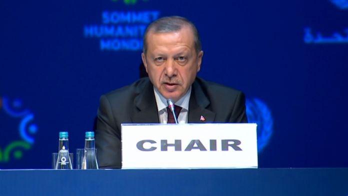 Erdoğan BM'yi eleştirdi