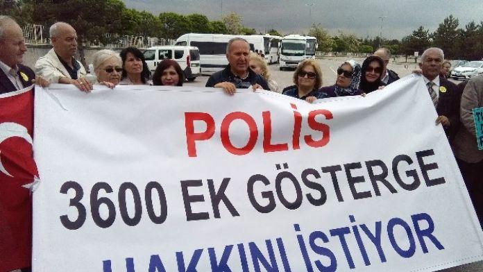 Emekli Polislerden Ek Gösterge Talebi