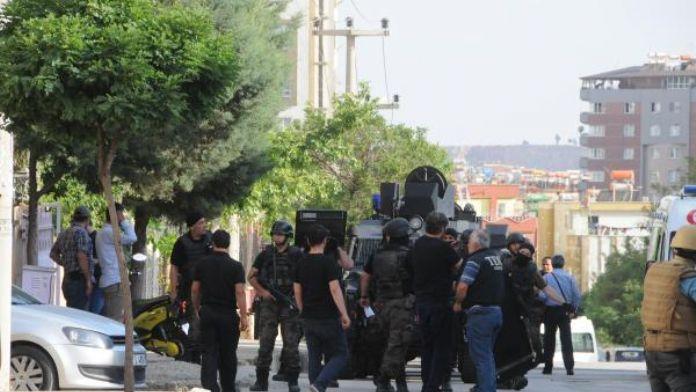 Gaziantep'te IŞİD operasyonu, patlama ve silah sesleri geliyor/ fotoğraflar