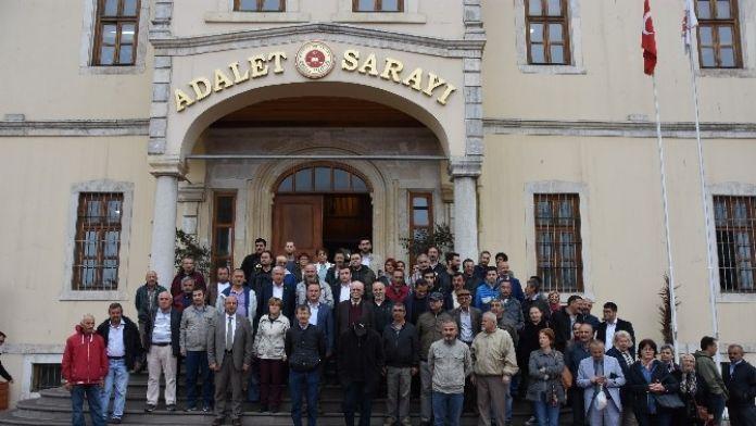 Sinop Barış Ve Demokrasi Platformu'ndan Suç Duyurusu