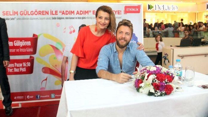 Selim Gülgören, Şarkıları Ve Dansıyla Şanlıurfa'da Gönülleri Fethetti