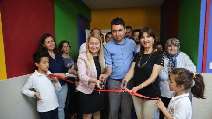 Bodrum'da Akıllı Kütüphane Açıldı