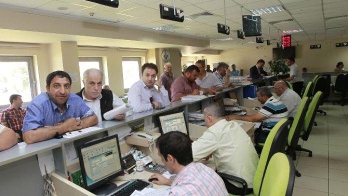 Gebze'de Vezneler Hafta Sonu Açık