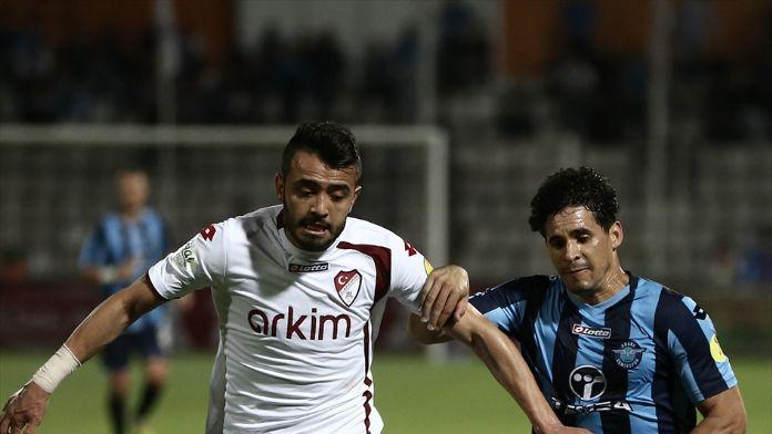 Futbol: PTT 1. Lig play-off
