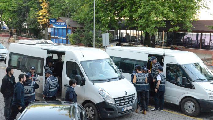 Zonguldak'taki FETÖ/PDY operasyonu