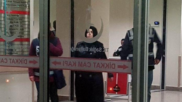 Sivas'taki Fetö/pdy Operasyonunda 7 Kişi Sağlık Kontrolünden Geçirildi