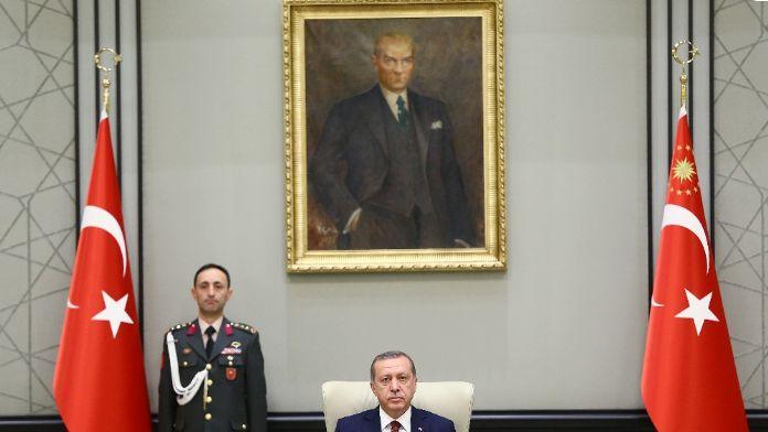 Cumhurbaşkanı yeni hükümeti onayladı