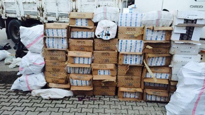Tam 4 milyon 760 bin paket!