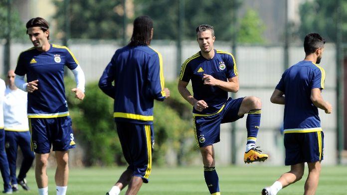 Fenerbahçe'de kupa mesaisi sürüyor