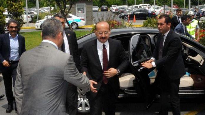 fotoğraflar// Yalçın Akdoğan 'Hayırlı olsun' dedi