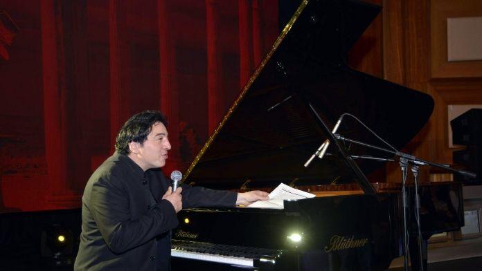 Piyanist Fazıl Say'ın yeniden yargınlanmasına başlandı