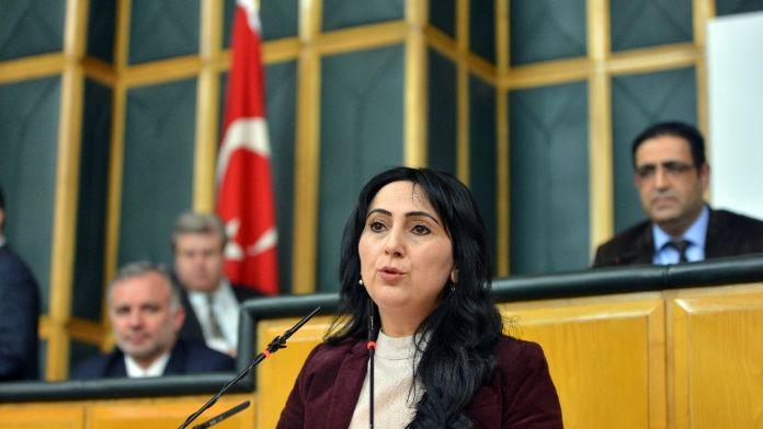 Figen Yüksekdağ: HDP siyasi temsilin gerçek temsilcisidir