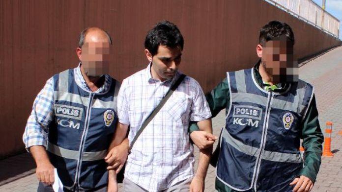 Kayseri'de FETÖ/PDY operasyonunda KOSGEB çalışanına gözaltı