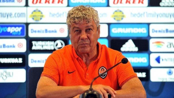 Zenit, Lucescu'yu Resmen Açıkladı