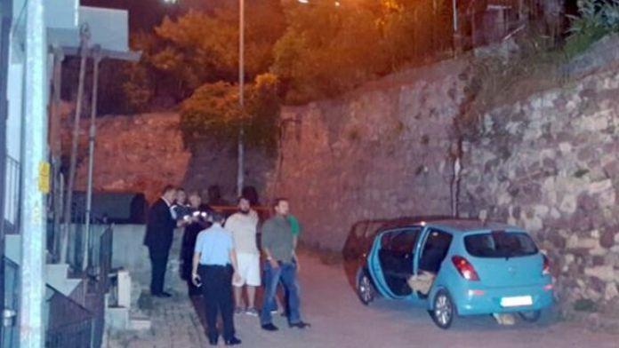 Otomobil İçerisinde Battaniyeye Sarılı Ceset Bulundu