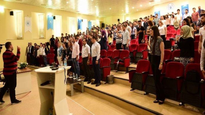 Bandırma'da 'Paramı Yönetebiliyorum Konferansı' Düzenlendi