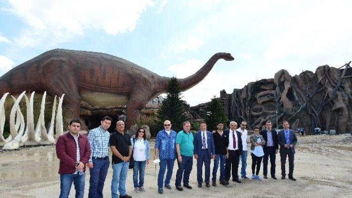 Suudi Turizmcilere Ankara Tanıtıldı