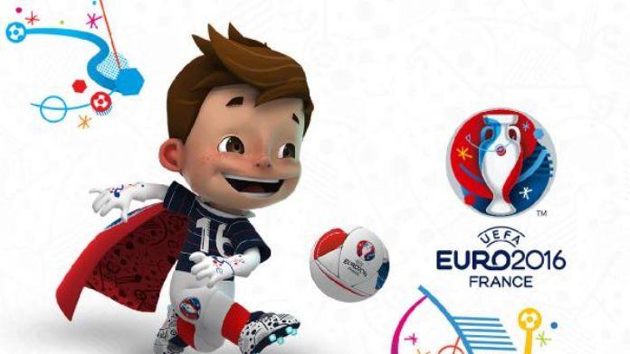 Avrupa Futbol Şampiyonasın maskotu satışa çıktı