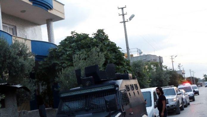 Adana'da Terör Operasyonunda Gözaltına Alınan 12 Kişi Tutuklandı