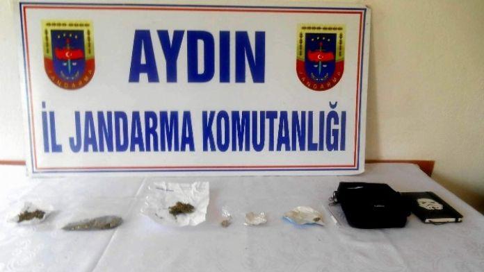 Üzerinde Uyuşturucu Taşıyan Yolcu Gözaltına Alındı
