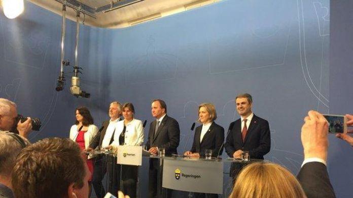 İsveç hükümetinde revizyon : İbrahim Baylan bakanlıklar arası koordinasyondan sorumlu bakan oldu
